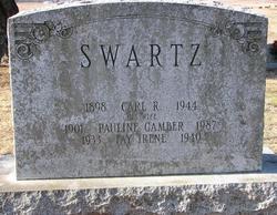 Pauline F. <i>Gamber</i> Swartz