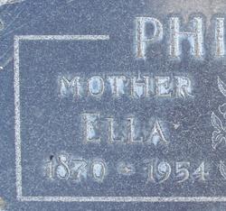 Ella <i>Fowler</i> Phipps