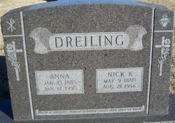 Anna <i>Stadelman</i> Dreiling