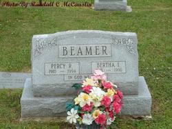 Bertha Irene <i>Chronister</i> Beamer