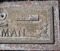 Etta L. Pittman