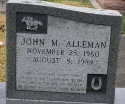 John M Alleman