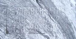 Corp James William Thomas Jim Abernathy