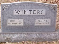 Mary E <i>Brooks</i> Winters