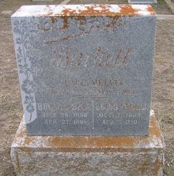 Bullah Bell Burkett