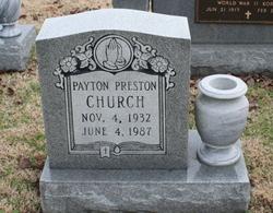 Payton Preston Church