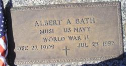Albert A. Bath