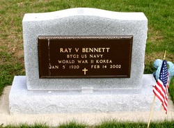 Ray V. Bennett