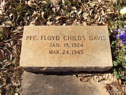 Floyd Childs Davis