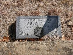 Martha Virginia <i>Smith</i> Abernathy