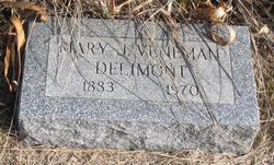 Mary J <i>Veneman</i> Delimont