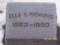 Ella Genevra <i>Richards</i> Richards
