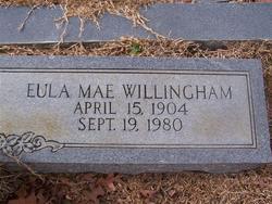 Eula Mae Willingham