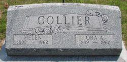 Mary Helen Rachel <i>Snyder</i> Collier