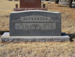 Effie P. Alexander