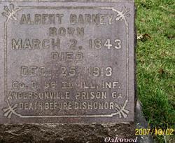 Albert Barney