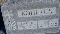 Karl K Kohlrus