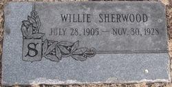 Willie Sherwood