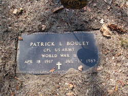 Patrick Laurence Bouley