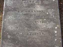 Mary A. Brannon