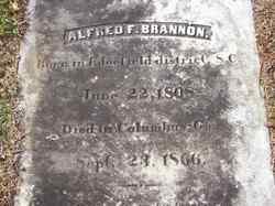 Alfred F. Brannon