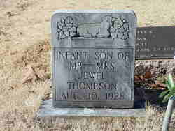 Infant Son Thompson