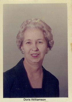 Doris Katrina <i>Belford</i> Williamson