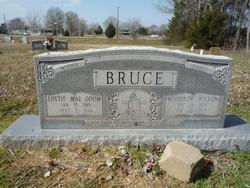 Woodrow Wilson Bruce
