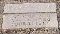 James Thomas Anderson
