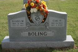 Gladys M. <i>Billen</i> Boling