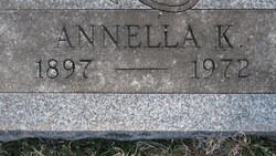 Annella <i>Kennedy</i> Barngrover