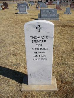 Thomas 'Tommy' Edward Spencer