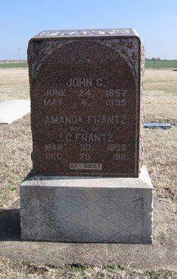 John Carnahan Frantz