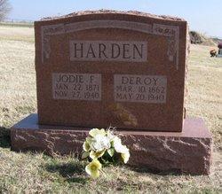 Deroy Harden