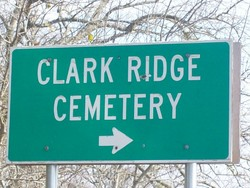 Clark Ridge Cemetery