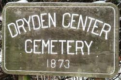 Dryden Center Cemetery