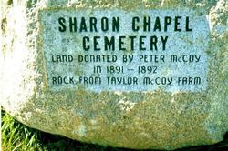 Sharon Chapel Cemetery