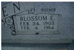 Blossom Ellen <i>Dickerson</i> Green