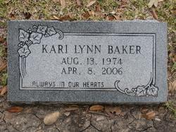 Kari Lynn <i>Dulin</i> Baker