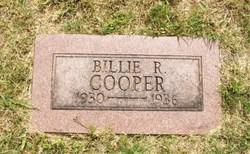 Billie R. Cooper