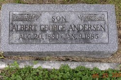 Albert George Andersen