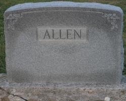 America Alice <i>Zike</i> Allen