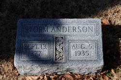 Storm Anderson