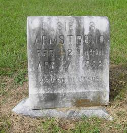 Elsie S. <i>Byars</i> Armstrong