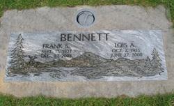 Lois Aileen <i>DeLay</i> Bennett