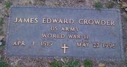 James Edward Bud Crowder