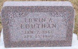 Edwin Alonzo Louthan