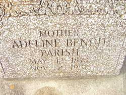 Adeline <i>Benoit</i> Parish