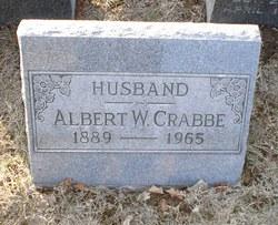 Albert William Crabbe