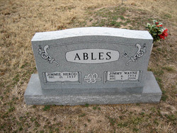 Jimmie <i>Herod</i> Ables